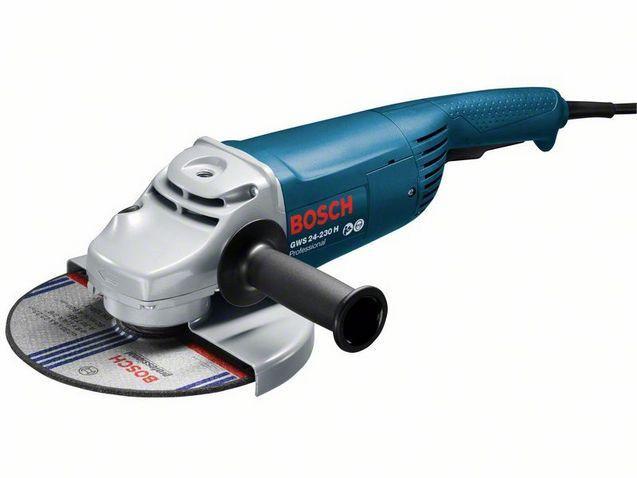 Болгарка Bosch GWS 24-230 H (Россия)
