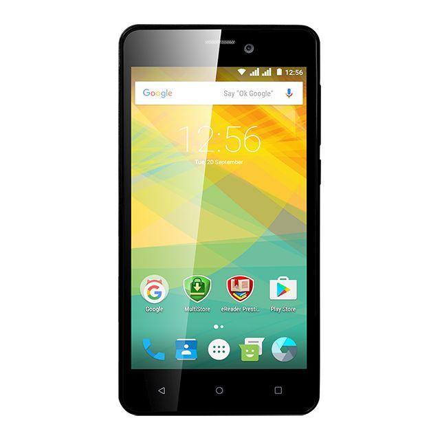 Смартфон Prestigio MultiPhone PSP 3527 DUO Wize NK3 Black