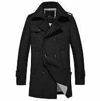 Мужское стильное пальто. Модель 509., фото 2