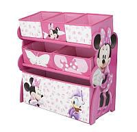Органайзер для игрушек с ящиками Minnie Mouse