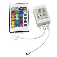 RGB контроллер 12А IR RGB20 LKLed