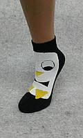Детский носок, полный плюш, Зима, хлопок, Пингвин