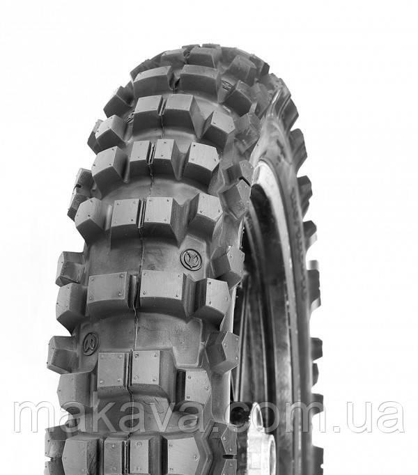 Мотоциклетні шини 110/100-18 DELI SB-114R TT KROSS