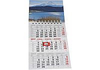 Настенный календарь на спирали А6 Мини 2018, ассорти