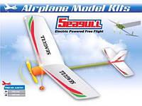 Электромоторная модель самолета ZT Model Seagull. Отличное качество. Доступная цена. Дешево. Код: КГ2489