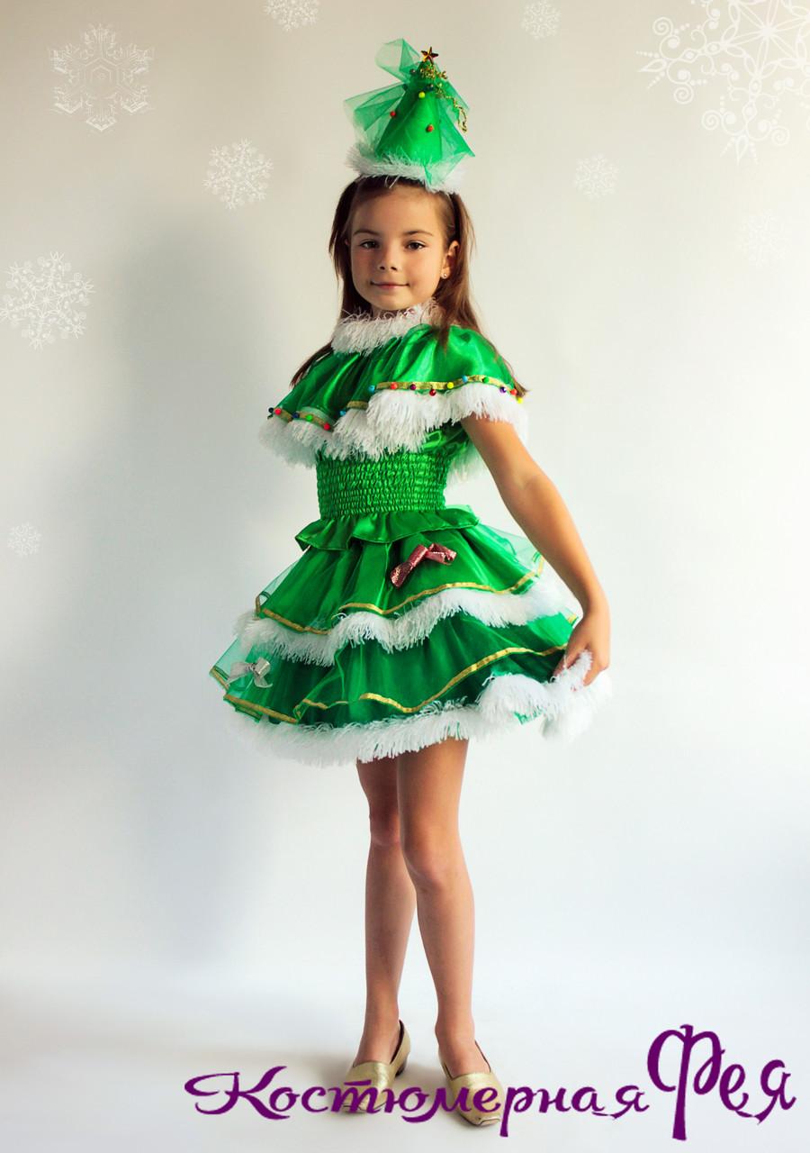 Ёлочка, карнавальный костюм