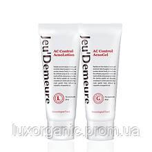 Успокаивающий гель/лосьон для проблемной кожи лица АКНЕ КОНТРОЛЬ Jeu'Demeure AC Control Calming  / 75 мл