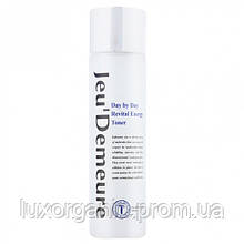 Увлажняющий тоник Jeu' Demeure Day by Day Revital Energy Toner / 150 мл