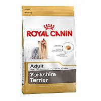 Роял Канин Йоркширский терьер эдалт Royal Canin Yorkshire adult корм для взрослых собак 1.5 кг