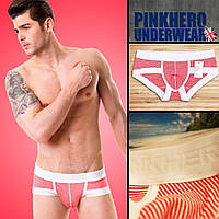 Брифы мужские Pink Hero
