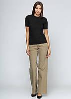 Стильные штаны осенние средней посадки Piti