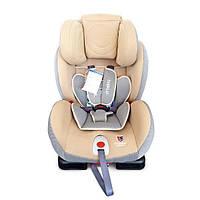 Автокресло Eternal Shield Honey Baby Isofix Бежевый с серым (KS02N-HB42-004)