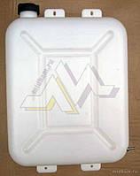 Бачок топливный на ПЖД пластиковый 13 литров в сборе с кронштейнами