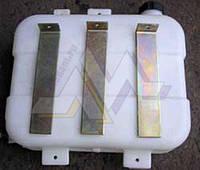Бачок топливный на ПЖД пластиковый 8 литров в сборе с кронштейнами