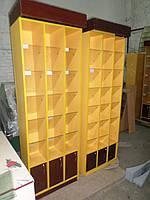 Стеллаж ячеечный для кондитерки б у, прилавок-ячейки для сухофруктов бу., фото 1