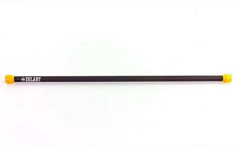Палка гимнастическая Body Bar Бодибар 7 кг (L - 1,22 м, d-35 мм)