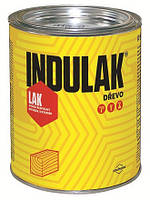 Лак для дерева полиуретановый INDULAK MAT (матовый) 0,75 л