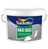 Стартовая Шпаклевка Садолин Sadolin Maxi Base 10л