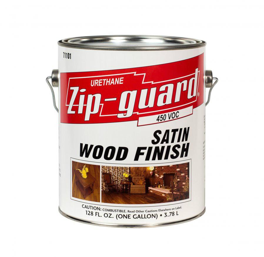 Уретановый лак Zip-Guard Urethane Wood Finish (матовый) 0,946л