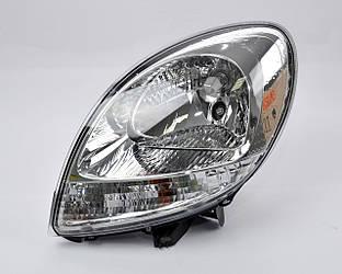 Фара головного світла передня (L, ліва) на Renault Kangoo 03->2008 — Renault (Оригінал) - 260603883R
