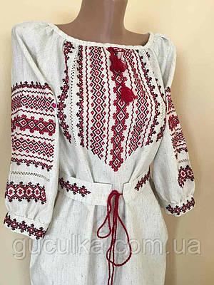 Вишита сукня ручної роботи з мережкою  продажа 3f4d64fe9a5da