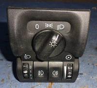 Блок управления освещением с функц ПТФOpelVectra B1995-200390504968, 90569814, 53142807