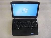 14' ноутбук Dell Latitude E5420 Core i5 2.4G 4G 250G АКБ 4,5ч  #888