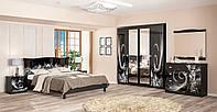 Спальня Мебель-Сервис Ева дсп-мдф шелкография