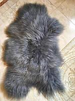 Шкіра з вівці сіра ісланда 100*70