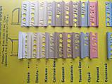 Угол ПВХ внутренний для плитки 8мм, фото 2
