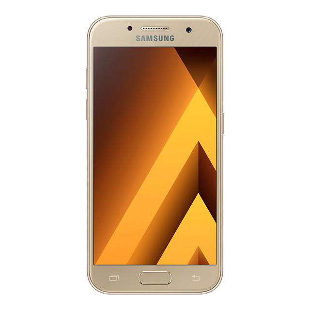 Смартфон Samsung SM-A320F Galaxy A3 2017 Gold (SM-A320FZDD)