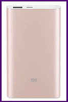 Xiaomi Mi Power Bank 10000mAh Pro Gold (PLM03ZM)