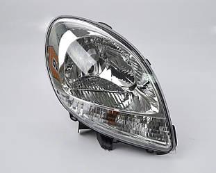Фара головного світла передня (R, права) на Renault Kangoo 03->2008 — Renault (Оригінал) - 260107401R