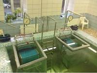 Универсальный аппарат подводного вытяжения позвоночника