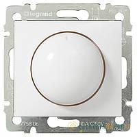 Светорегулятор поворотный Legrand Valena 40-400Вт 770061 белый