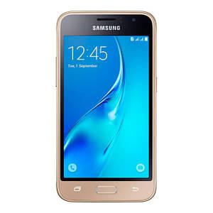 Смартфон Samsung SM-J120H Galaxy J1 2016 Gold (SM-J120HZDD)