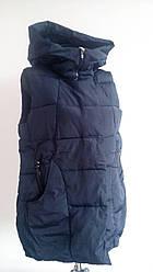 Женская жилетка большого размера ХXXL