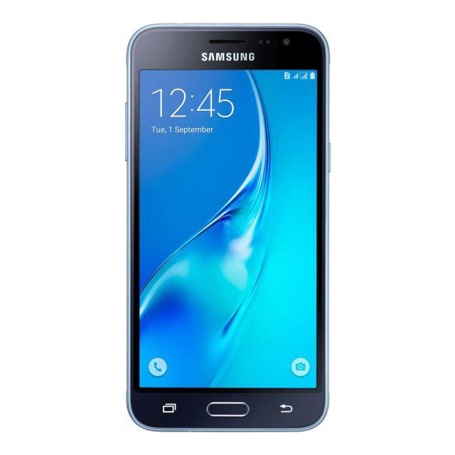 Смартфон Samsung SM-J320H Galaxy J3 2016 Black (SM-J320HZKD)