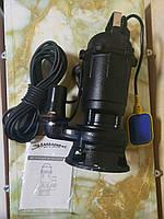 Погружной дренажно-фекальный насос WQD 12 Barracuda