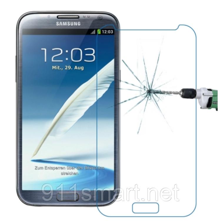 Захисне скло Samsung Galaxy Note 2 N7100
