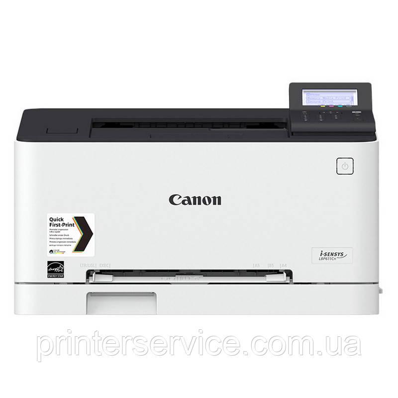 Цветной лазерный принтер Canon i-SENSYS LBP613Cdw (1477C001) с duplex и Wi-Fi
