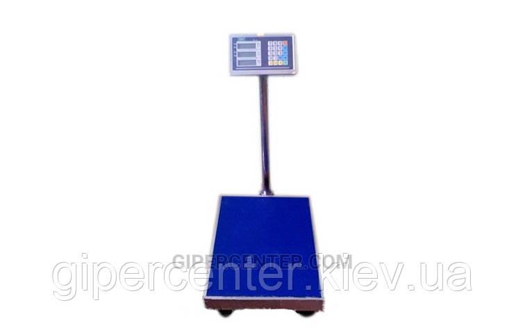 Весы товарные ВПЕ-Центровес-405-150-СМ-СВ до 150 кг, фото 2