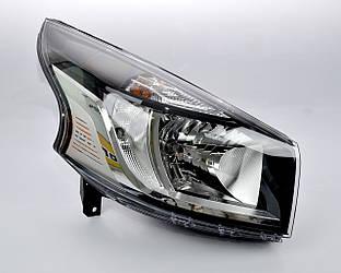 Фара главного света передняя (R, правая) на Renault Trafic III 2014-> - Renault (Оригинал) - 260101294R