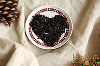 """Чай черный """"Брызги шампанского"""" с лепестками василька, кусочками клубники и манго"""