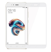 Защитное стекло Optima Full cover для Xiaomi Mi 5x A1 белый