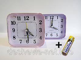 Настольные часы - будильник 784
