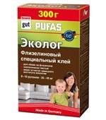 Клей для флизелиновых обоев Пуфас Эколог 300 г
