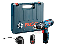 Аккумуляторная ударная дрель-шуруповерт BOSCH GSB 120-LI Professional (06019F3006)