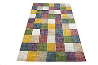Детские ковры цветные квадраты