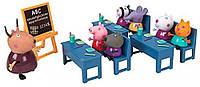 Игровой набор Peppa ИДЕМ В ШКОЛУ (класс, 5 фигурок) Peppa (20827), фото 1